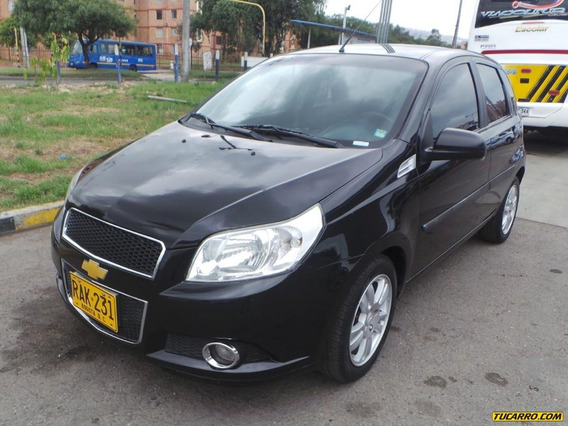 Chevrolet Aveo Emotion Gt Mt 1600 Cc Aa