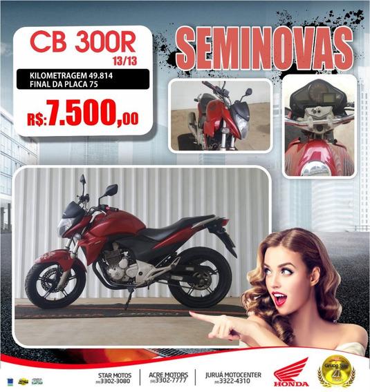 Motos Cb 300r - 2013