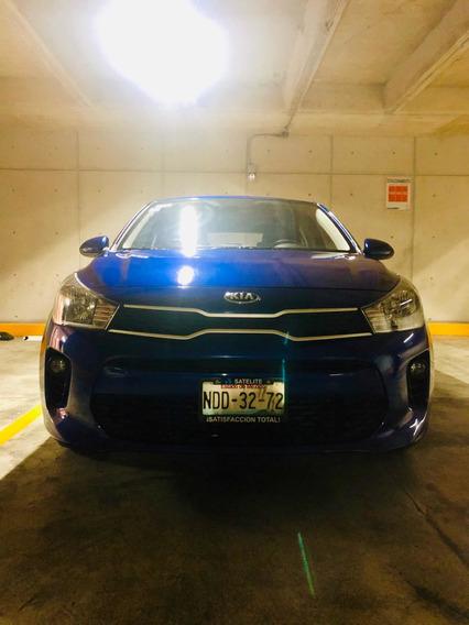 Kia Rio 1.6 Ex Hatchback Mt 2019