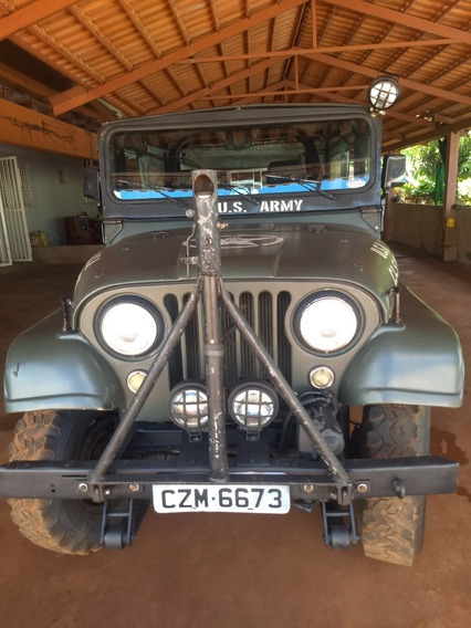 Jeep Willy 1959