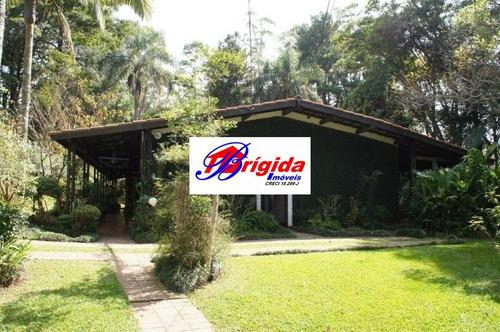 Imagem 1 de 15 de São Roque - Oportunidade - Terreno De 4.680 M2 Com Casa Construída + 2 Lote - 449