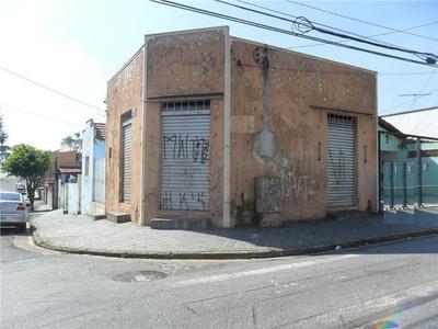 Terreno À Venda, Santo André/sp - 13118