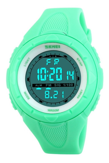 Relógio Feminino Esportivo Prova D´água Original Garantia Nf