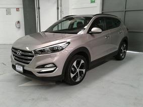 Hyundai Tucson Sin Definir 5p Limited Tech Navi L4/2.0 Aut