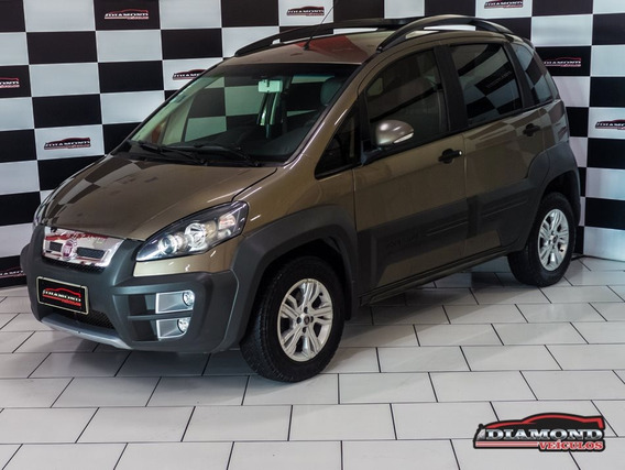 Fiat Idea 1.8 Mpi Adventure 16v Flex 4p Manual