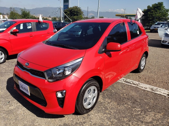 Kia New Picanto Emotion Fe 1.0 5p 2018 Emn565