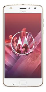 Celular Libre Moto Z2 Play 4g Fine Gold Xt1710