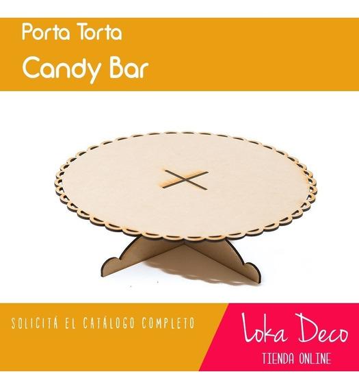 Candy Bar Posa Torta Fibrofácil - Oferta!