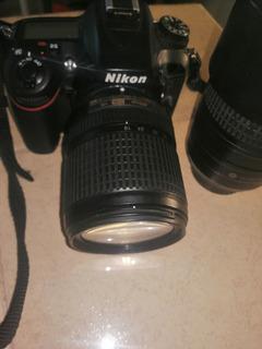 En Venta O Cambio Cámara Dslr Nikon D7100 Cámara Réflex