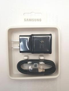 Cargador Samsung Original S8 / S10/ S9/ A7/ Note9 Y 8 Tipo C