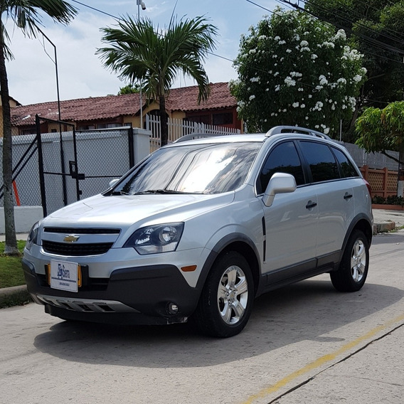 Chevrolet Captiva Full Equipo.