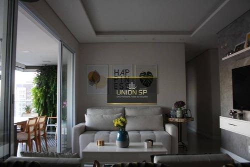 Apartamento À Venda, 96 M² - Lapa - São Paulo/sp - Ap47788