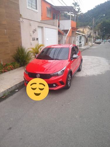 Fiat Argo 2018 1.8 Hgt 16v Flex 5p