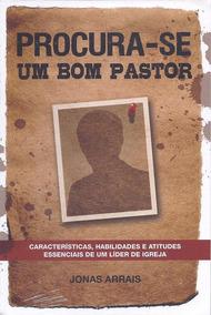 Livro Procura-se Um Bom Pastor