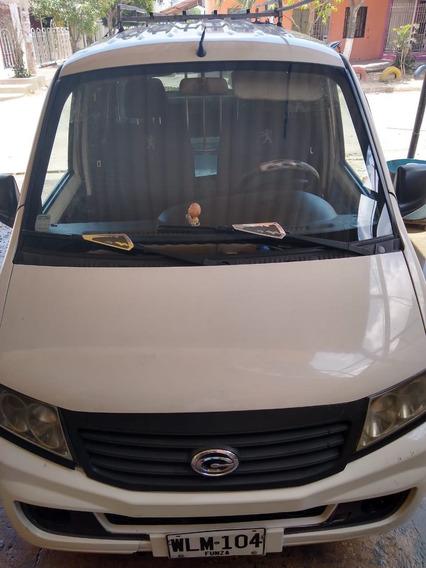 Gonow Minivan Camioneta