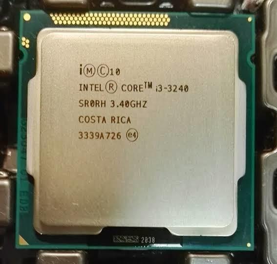 Processador I3 3240 3 Geração