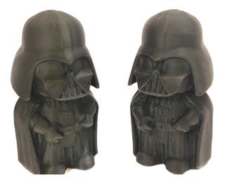 Figura Mini Darth Vader Resina Calidad