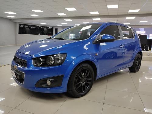 Chevrolet Sonic Ltz 5p At 2012