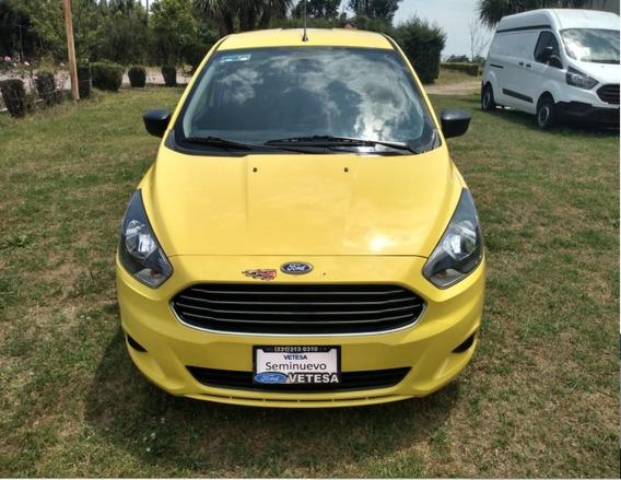 Ford Figo Energy 2016 Amarillo Amanecer