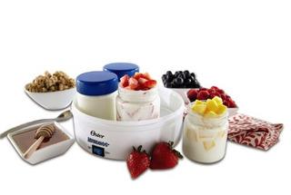 Oster Ckstym1001 Fabricante De Yogur Manual Griego De Mykono