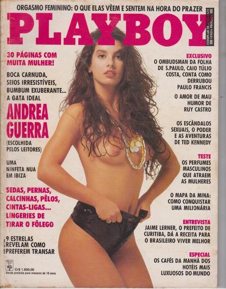 Andrea Guerra Na Revista Playboy N° 320194 - Jfsc