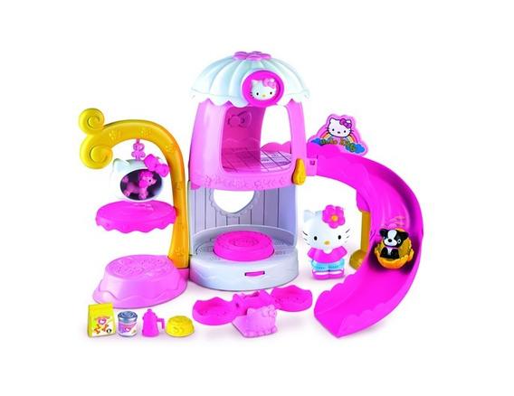 Play Set Divertido Hello Kitty