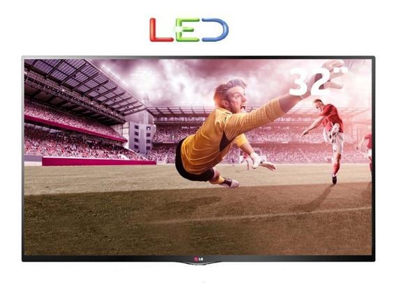 Tv 32 Led Hd Lg 32ln540 Com Tecnologia Mhl, Usb Divx Hd, Entradas Hdmi E Usb