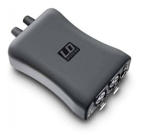 Amplificador Audifonos Monitoreo Ld Systems Ldhpa1 Auricular