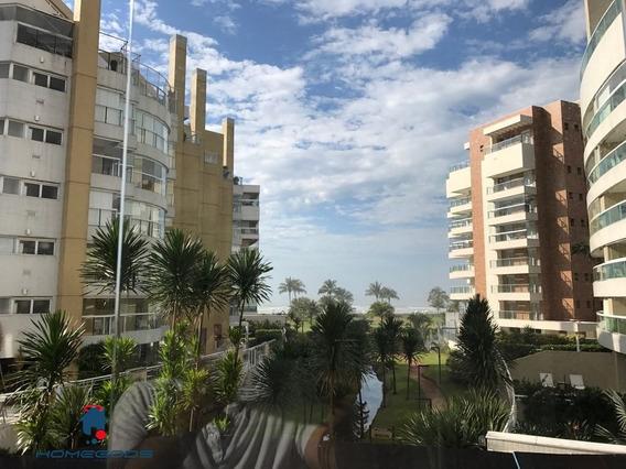 Apartamento Na Praia, 4 Suítes Em Riviera De São Lourenço Pé Na Areia. - Ap00662 - 33335662