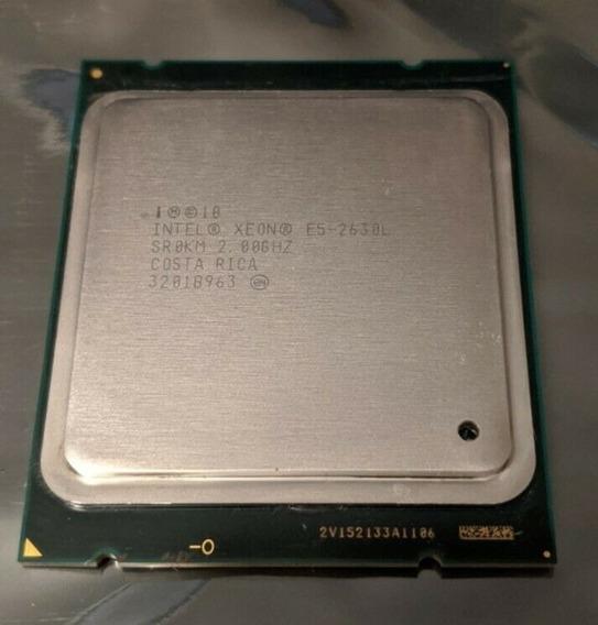Processador Para Jogos Intel Xeon E5-2630l