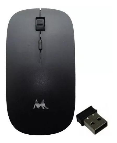 Mouse Mtek Pmf423 Óptico Wireless Sem Fio