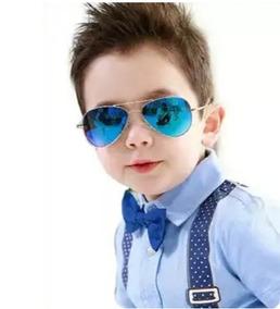 6eaf72804 Oculos Aviador Espelhado Infantil - Óculos no Mercado Livre Brasil