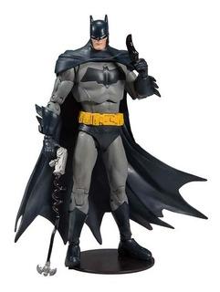 Dc Comics Figura Lujo Batman 17 Cm Int 15001 Orig Muñeco