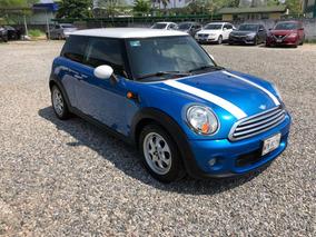 Mini Cooper 1.6 Classic 6vel Aa Tela Mt 2012