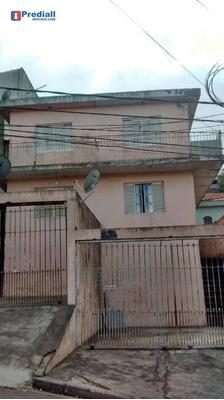 Sobrado Residencial Para Locação, Jaraguá, São Paulo. - So0433