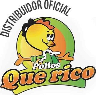 Pollo Por Cajón Que Rico.