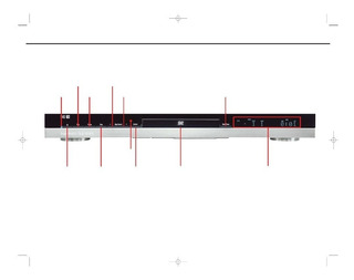 Dvd Harman Kardon Mod 38 Con Hdmi Optca Digital Coaxial