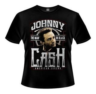 Camiseta Johnny Cash*/ (cód.ca256)