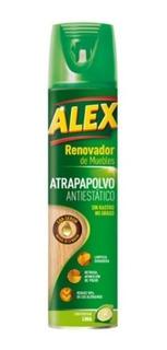 Alex Atrapapolvo Renovador De Muebles 400ml Con Aroma A Lima
