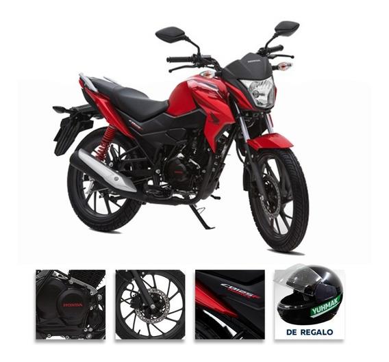 Moto Honda Cbf 125 Twister - 2020 - Yuhmak Nº1 En Ventas