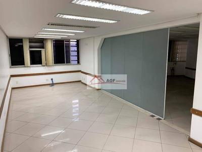 Sala Comercial 120 M2 No Centro - Sa0017