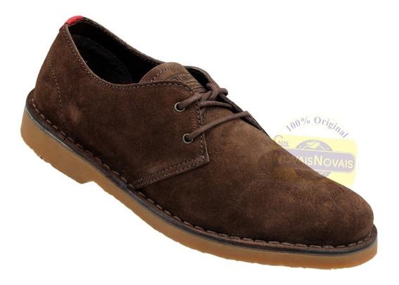 Sapato Kildare Sahara Camurção Saddle 100% Original