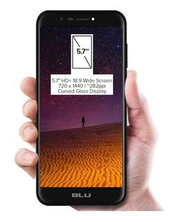 Celular Blu Studio View Xl Tela 5.7 Câmera 8m/5m + Biometria