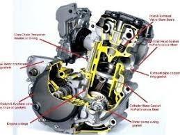 Vendo Motor Kxf 250
