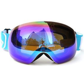 3b72950608 Gafas De Protección Esquiar Lente Desmontable Gafas De Prot