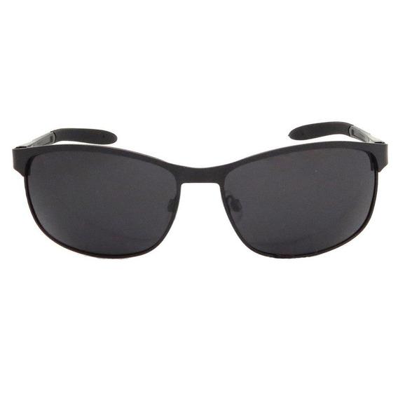 Óculos Cielo Preto Polarizado Siracusa