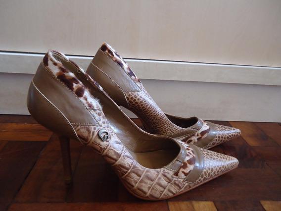 Sapato Carmen Steffens 35 Seminovo