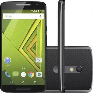 Smartphone Moto X Play + Carregador + Manual + Embalagem Ori