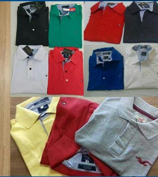 Camisa Polo Várias Marcas