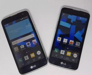 Smartphone LG K4 K130f 8gb Azul Original Seme Novo